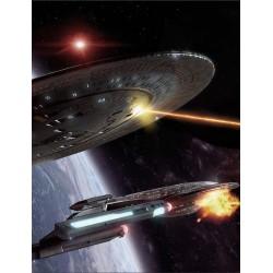 Star Trek Adventures: Pantalla