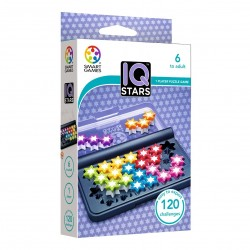 Smart Games- IQ Stars, Multicolor