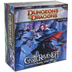 D&D - Castle Ravenloft
