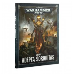 Codex: Adepta Sororitas (Español)