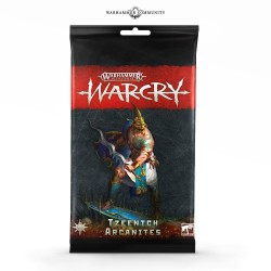 Warcry: Tzeentch Arcanites Card Pack