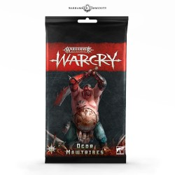 Warcry: Ogor Mawtribes Cards