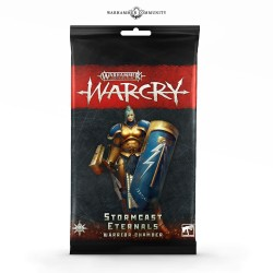 Warcry: Stormcast Warrior Chamber Cards
