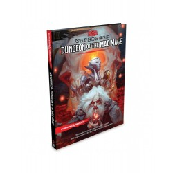 Dungeon of the Mad Mage RPG Book - EN