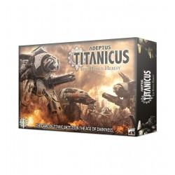 Adeptus Titanicus: The Horus Heresy (Inglés)