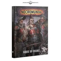 Necromunda - House of Chains (Inglés)
