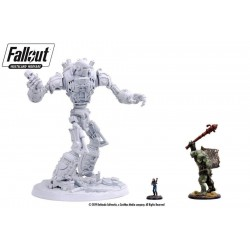 Fallout: Wasteland Warfare - Brotherhood of Steel: Liberty Prime