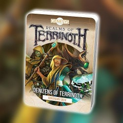 Genesys RPG Denizens of Terrinoth