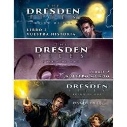 The Dresden Files: Pack juego de rol