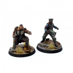 [PRE-VENTA] Fallout: Wasteland Warfare - Brotherhood of Steel: Elder Maxon & Capt Kells