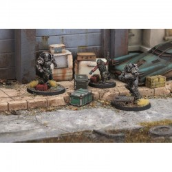 [PRE-VENTA] Fallout: Wasteland Warfare - Brotherhood of Steel: Order of the Shield