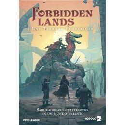 Forbidden Lands RPG (Boxed Set RPG)
