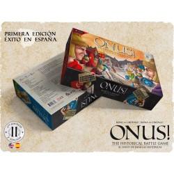 ONUS! ROMA VS CARTAGO 2ª EDICION
