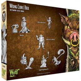 Caja de cartas Warhammer Underworlds: Nightvault