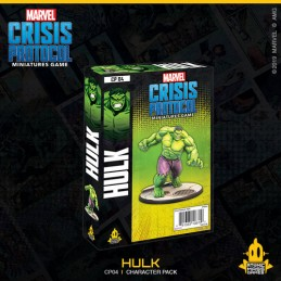 Marvel Crisis Protocol Hulk Character
