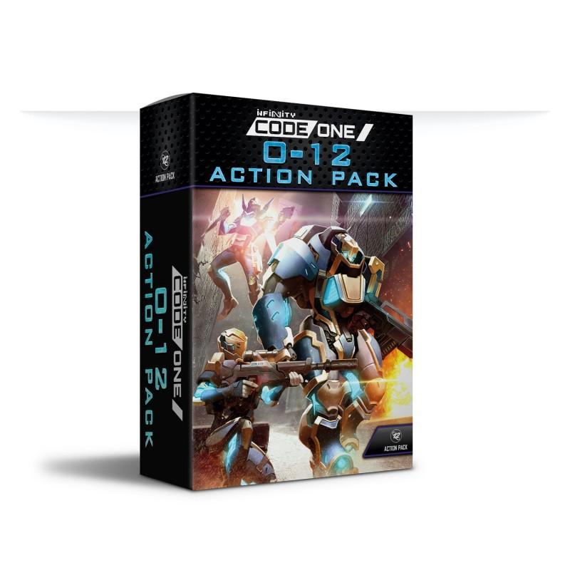[PRE-ORDER] O-12 Action Pack