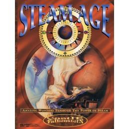 Castle Falkenstein: Steam Age