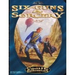 Castle Falkenstein: Six Guns and Sorcery