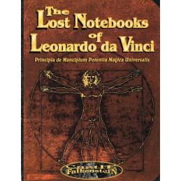 Castle Falkenstein: Notebooks of Leonardo DaVinci