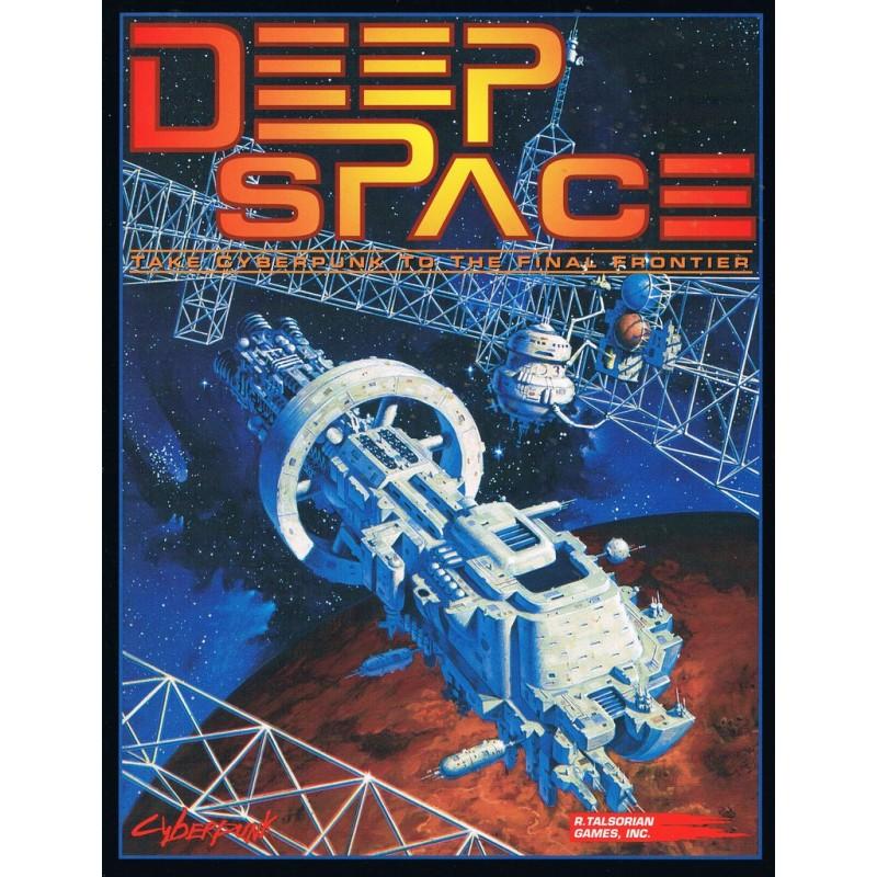 Cyberpunk: Deep Space