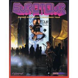 Cyberpunk: Eurotour