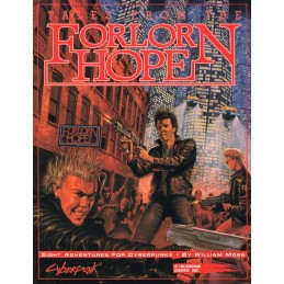 Cyberpunk: Tales from the Forlorn Hope