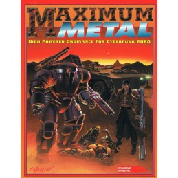 Cyberpunk: Maximum Metal