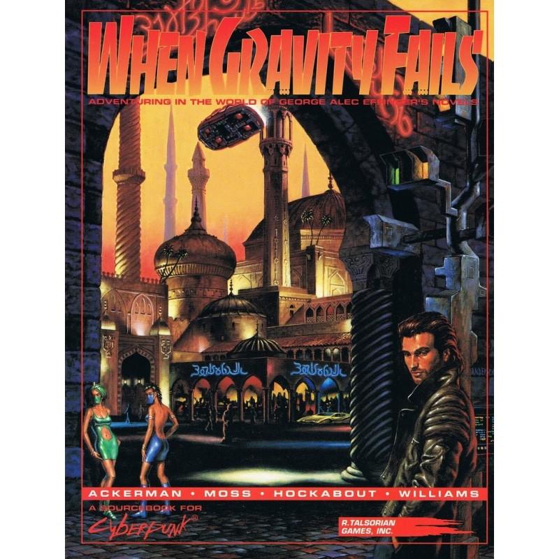 Cyberpunk: When Gravity Falls