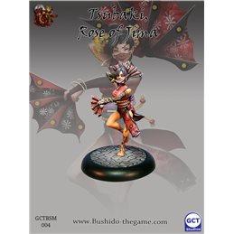 Tsubaki (model from the starter set)