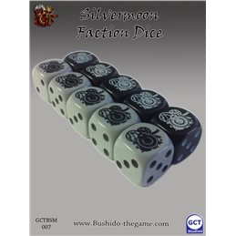 The Silvermoon Trade Syndicate Faction Dice