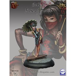 Saki, Rose of Jima