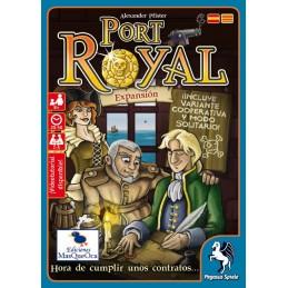 Port Royal (Expansion) Hora de cumplir unos contratos
