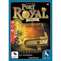 Port Royal (Expansion) La Aventura Comienza (Modo Campaña)