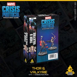 Crisis Protocol: Thor and Valkyrie