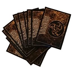 Ultra Pro Vampire: The Eternal Struggle Crypt sleeves (50 per pack)