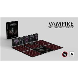 [PRE-ORDER] Vampire: The Eternal Struggle Fifth Edition - Español