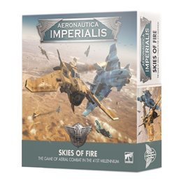 Aeronautica Imperialis: Skies of Fire (Inglés)