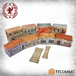 Foam tray value set for Zombicide Black Plague