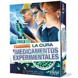 La Cura: Medicamentos Experimientales