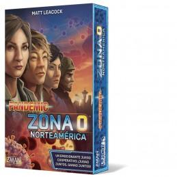 Pandemic Zona 0 Norteamerica