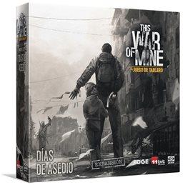 Diario de guerra: Días de asedio