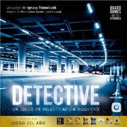 Detective - Edición Juego del Año