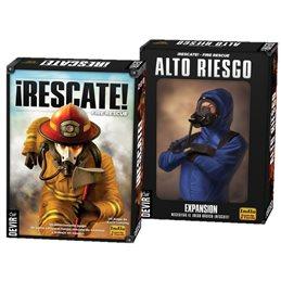 Rescate + Expansion Alto Riesgo