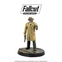 Fallout: Wasteland Warfare - Unaligned: Mysterious Stranger