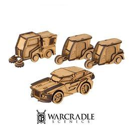 Tech City - Vehicles