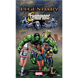 Legendary: Marvel Champions