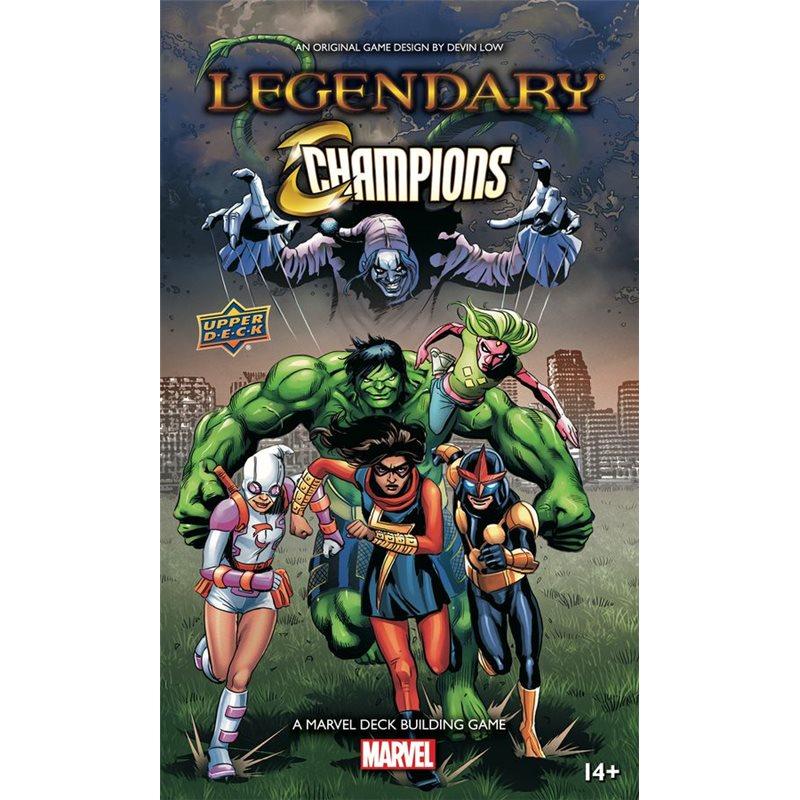Legendary: Marvel Champions