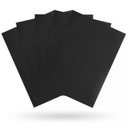 Matte Black (100 Sleeves) - Dragon Shield Standard Sleeves