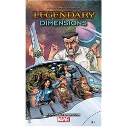 Legendary: Marvel Dimensions