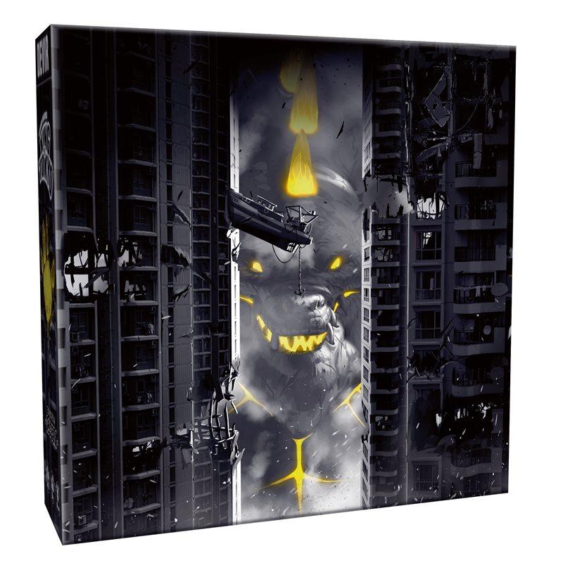 King Of Tokyo - Edicion Oscura